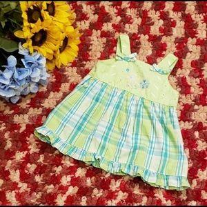 Vintage Fisher Price Baby Sun Dress Size 18 Mon